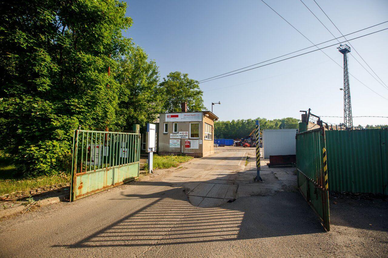 TSR Dolní Rychnov výkup kovů