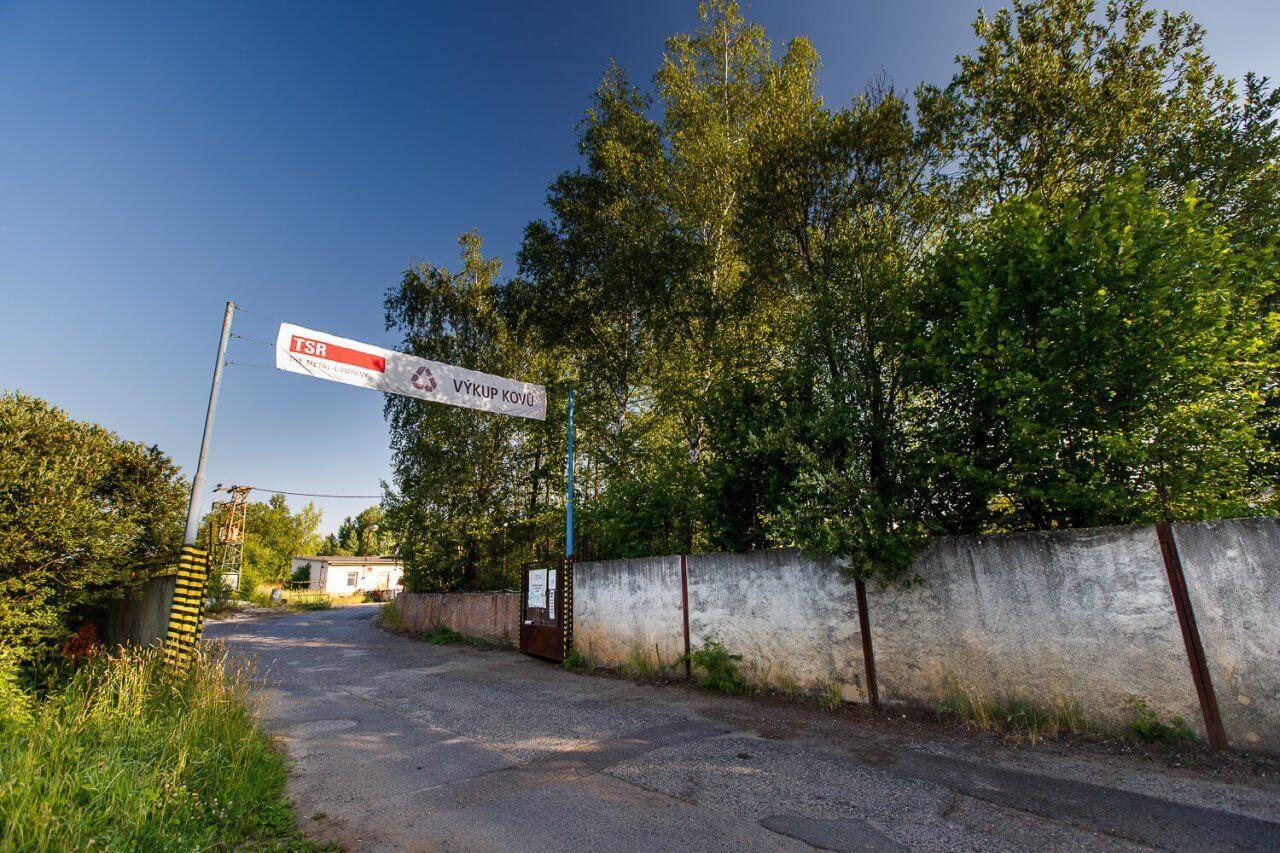 TSR Karlovy Vary výkup kovů